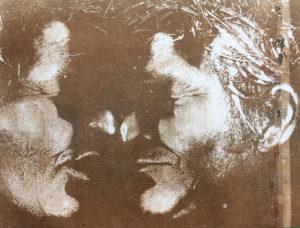 double face print