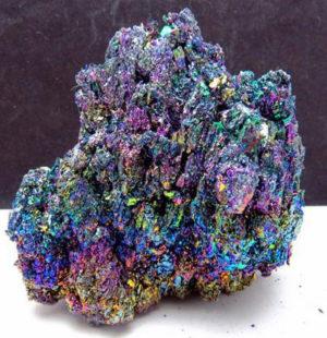 carborundum in its 'natural' form